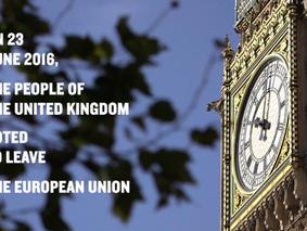 Brexit, et maintenant on fait quoi?