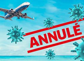 Coronavirus : vos droits en cas de voyages ou achats en ligne