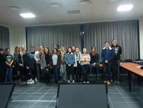 Les jeunes du pôle métropolitain Nîmes - Alès et la mobilité internationale