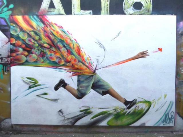 New Mural-'Persoot'