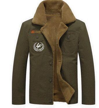 Cotton outerwear Jacket