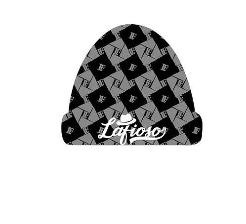 Lafioso signature pattern Beanies
