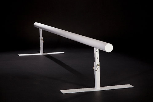 Adjustable Round Rail (7' long)