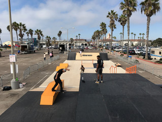 Keen Ramps ends 2017 with a Bang!