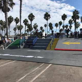 2018 Sun Diego Am Slam Built by Keen Ramps