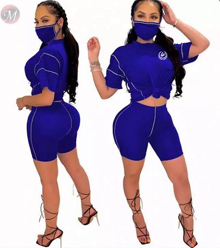 Casual two piece set