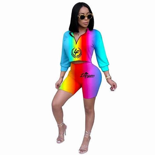 2 piece designer outfit