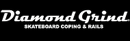 Diamond Grind Skateboard Coping & Rails