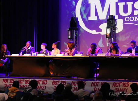 Hot 103 Jamz  Music Conference