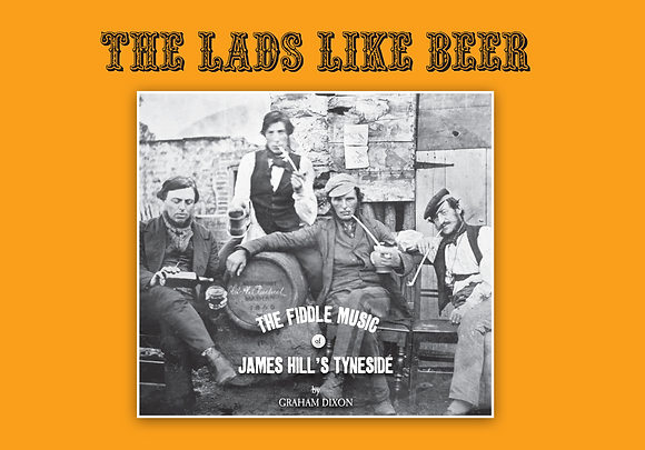 The Lads Like Beer (Book)
