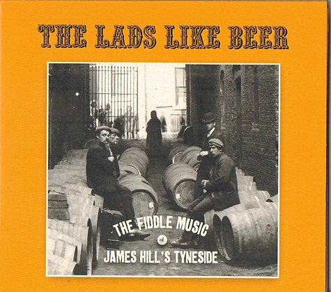 The Lads Like Beer (CD)