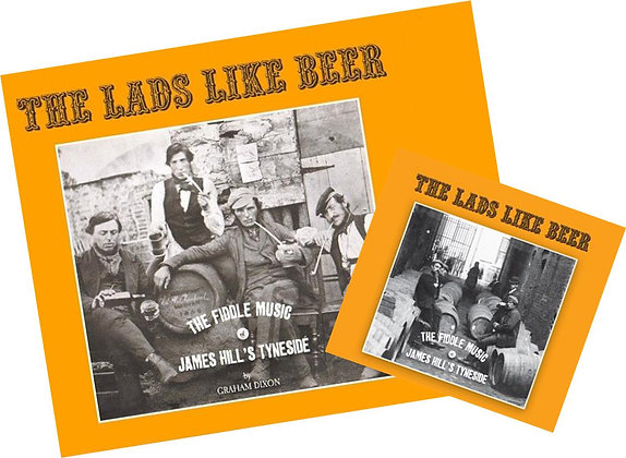The Lads Like Beer (Book & CD Pack)