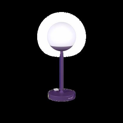 Lampe Mooon H40 - Aubergine - Fermob
