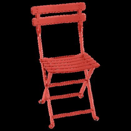 Chaise Bistro Métal