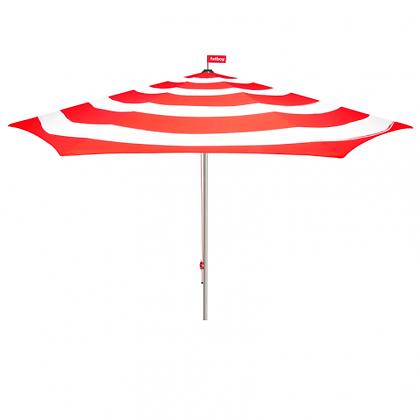 Parasol Stripesol rouge