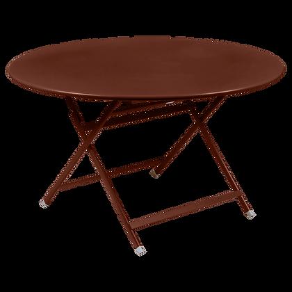 Table Caractère ronde 128cm