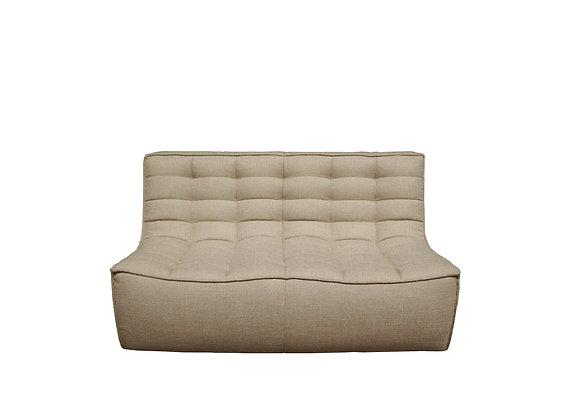 Canapé N701 - 2 places