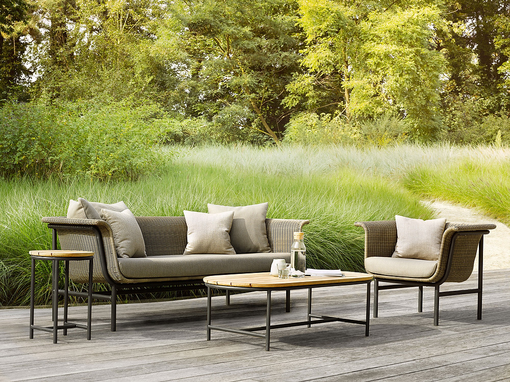 mobilier outdoor salon de jardin