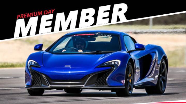 Premium Member Day - West Circuit