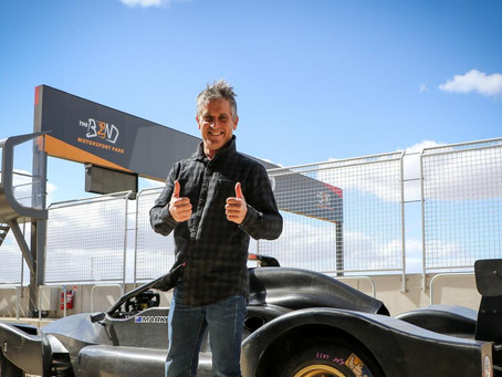 The Bend Motorsport Park Featured in Traveller