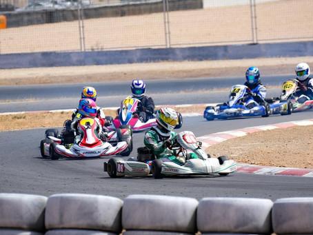 Record Numbers for Australian Kart Championship Opener
