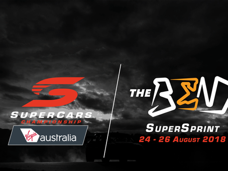 Supercars are coming to The Bend!