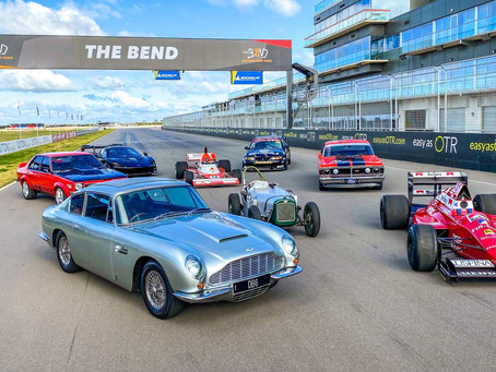 100 Years of Motorsport to be on Show at The Bend Classic