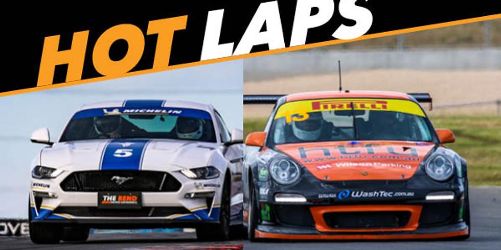 Porsche Hot Laps
