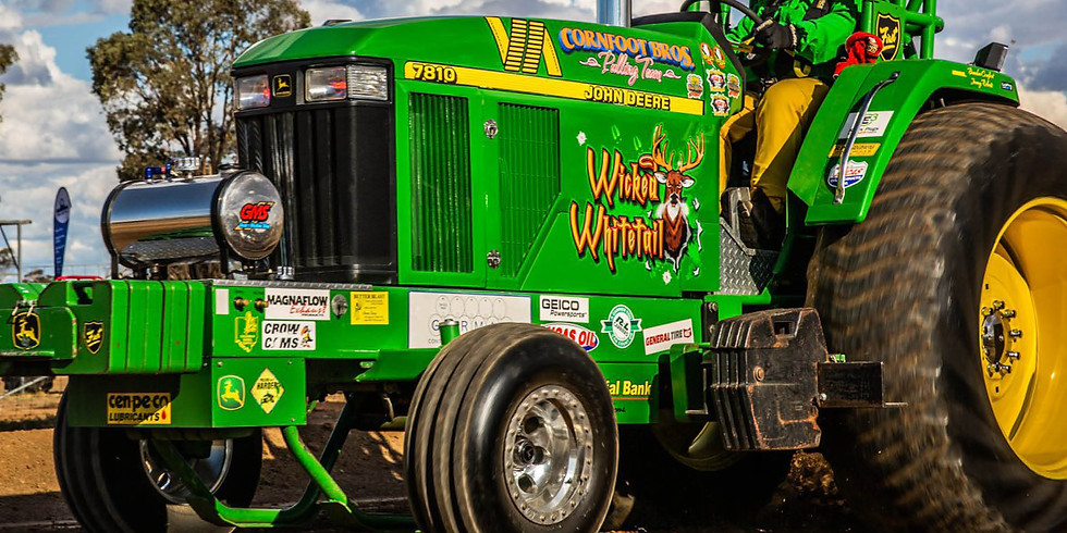 Down Under Tractor Pulling