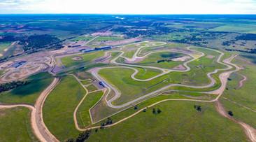 High Above The Bend Motorsport park