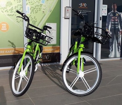Try Our AirBikes