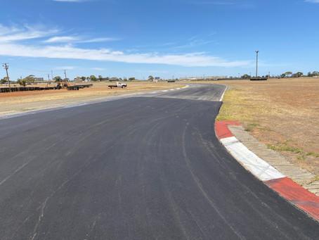Mallala Motorsport Park continues to get track upgrades!