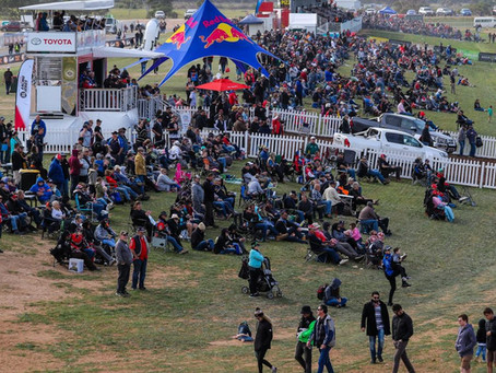 The Bend Prepares for Second Supercars Race