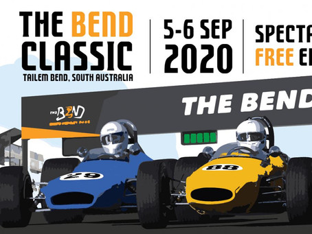 Century Old Car to Race at The Bend