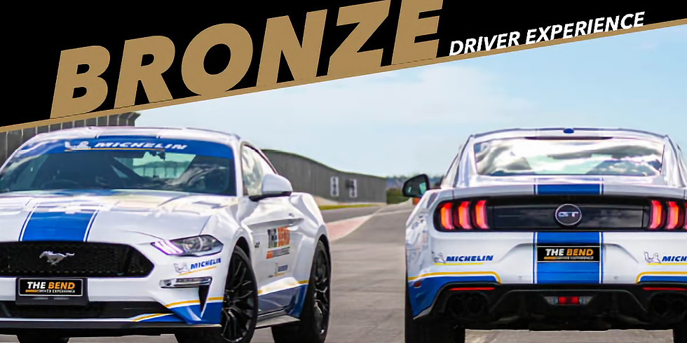 BRONZE Driver Experience Package