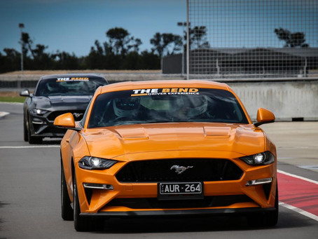 The Bend launches Australia's only factory-backed Ford Mustang GT track experiences for enthusiasts