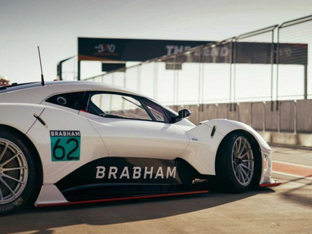Brabham names The Bend as official testing facility