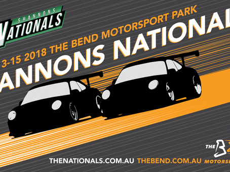 The Bend to kick off Nationals in 2018!