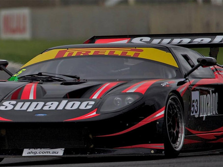 Inspirational South Aussie Makes Racing Return in GT-1