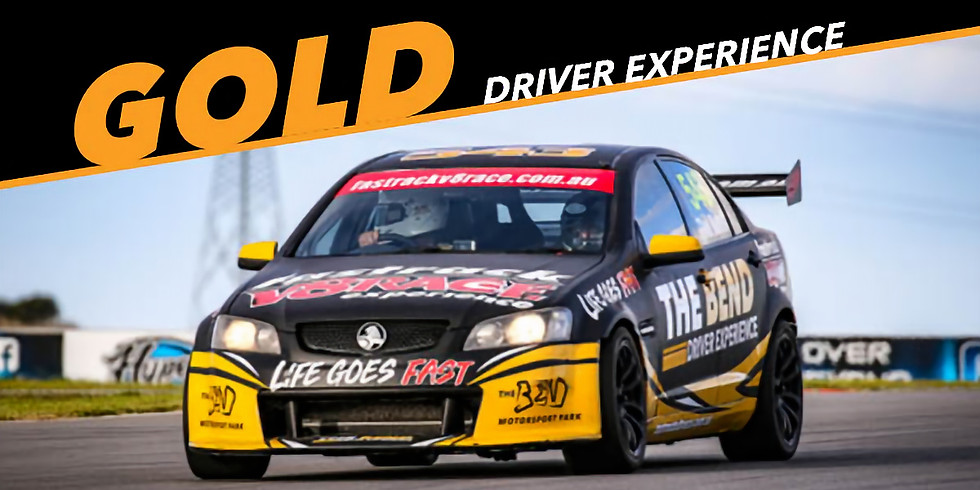 GOLD Driver Experience Package