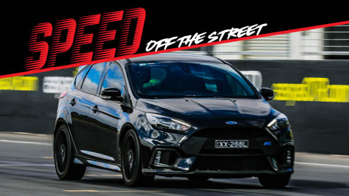 Speed Off The Street - WEST