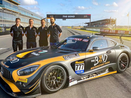 The Bend teams up with Triple Eight for Bathurst 12 Hour