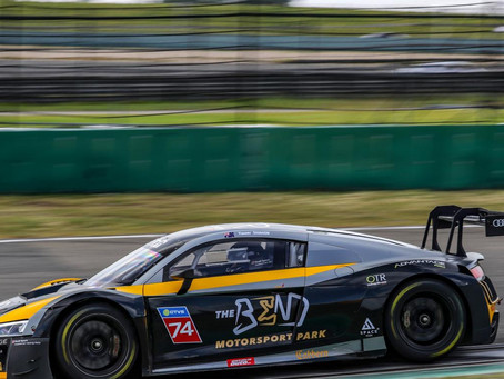 Yasser Shahin secures Road to Spa seat in Shanghai