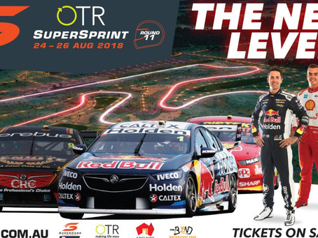 Naming rights partner and wildcards unveiled for first ever Supercars event at The Bend