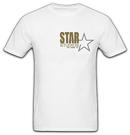 STAR STUDIOS  TSHIRT WHITE.png