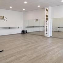 New studio 1