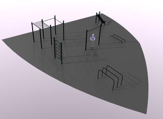 Miten Keravan uusi Street Workout -puistohanke sai alkunsa ja miten puiston suunnittelu toteutettiin