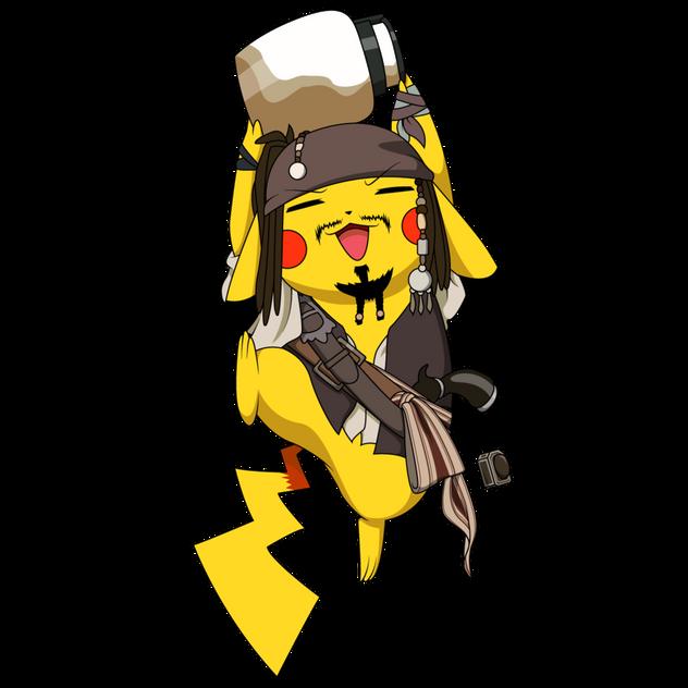 Pikachu Sparrow