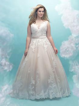 Allure Bridals W405