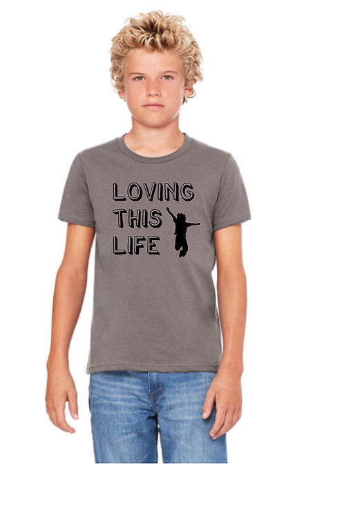 Loving This Life Toddler/Youth Tee